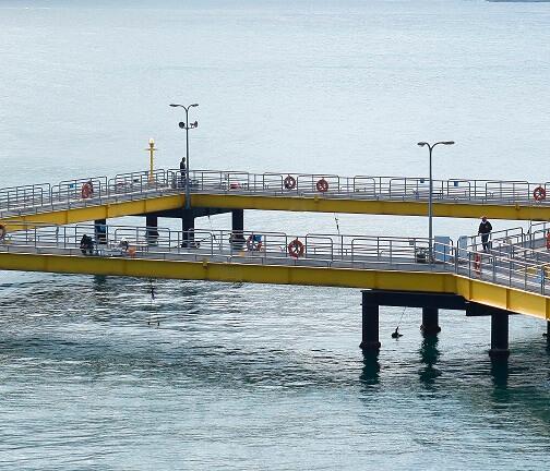 宮津海洋釣り場