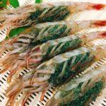 底曳き漁で獲れる魚をご紹介!第5回 土エビ(クロザコエビ)